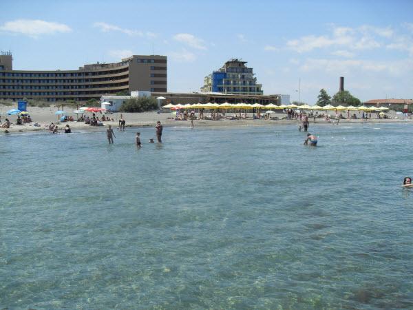 Пляж в Поморье