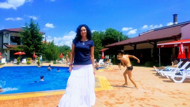басейн Траките, бассейн в Елхово