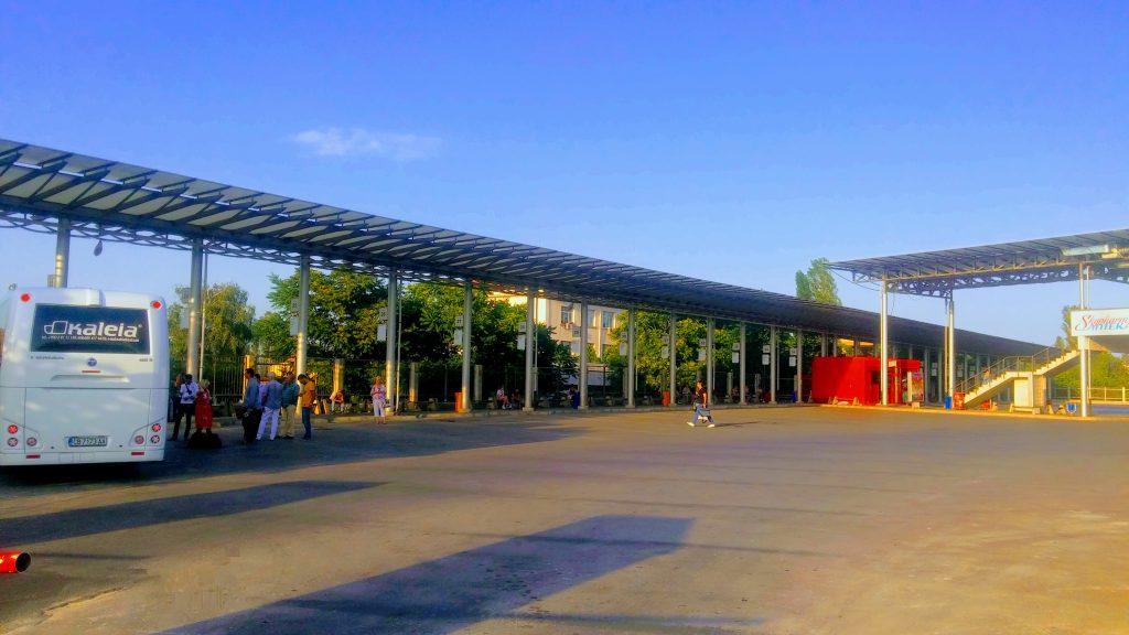 Автовокзал София Болгария, автогара София