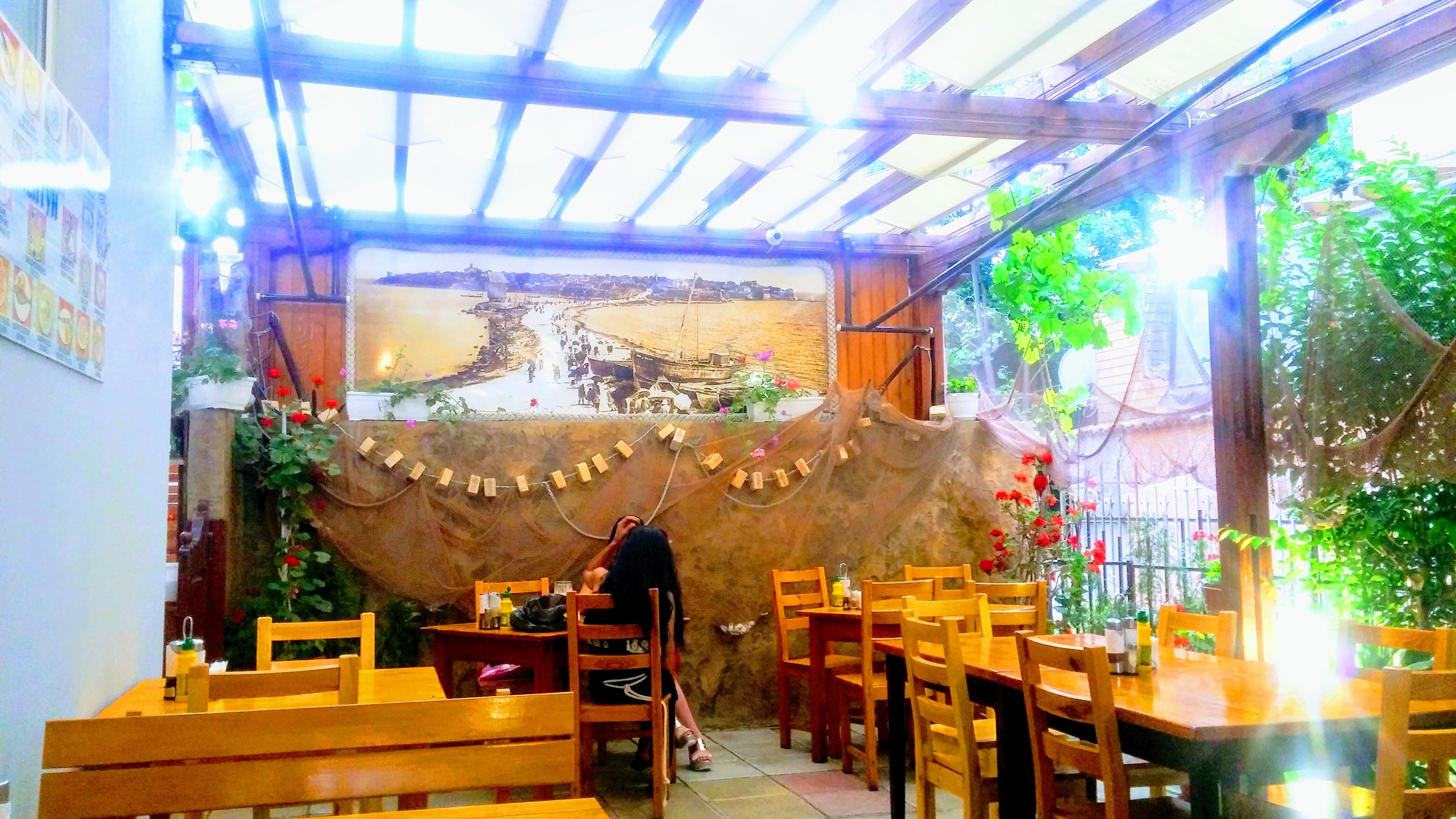 Рыбный Ресторан Нептун Солнечный Берег
