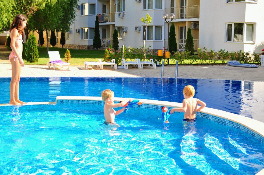 5 лучших комплексов для отдыха с детьми