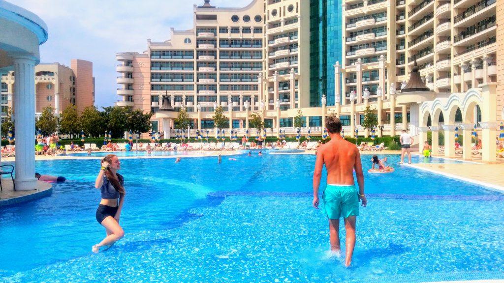 Sunset Resort Pomorie