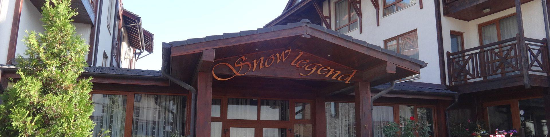 Студия в Банско_Snow Legend