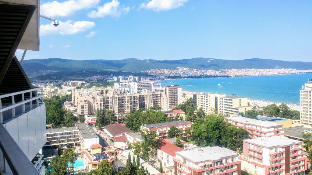 Солнечный берег Болгария_Sunny Beach Bulgaria