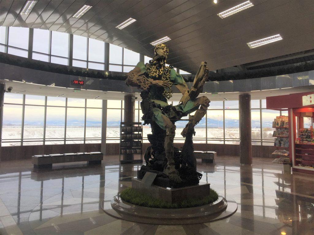 Метро_аэропорт София