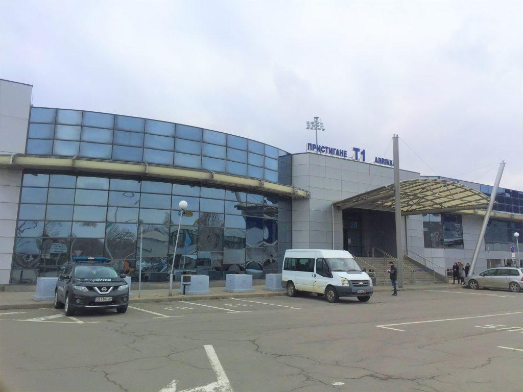 Аэропорт София_Летище
