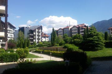 апартамент в комплексе Аспен Гольф Банско
